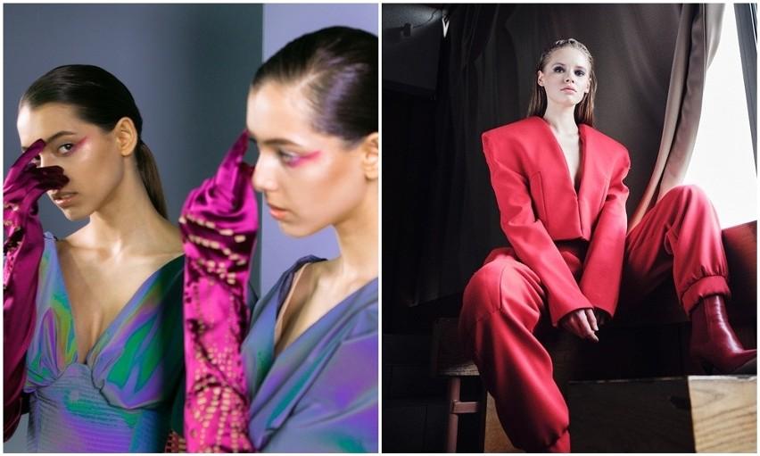 Jakie ubrania projektują młodzi szczecińscy projektanci? Zobacz zdjęcia