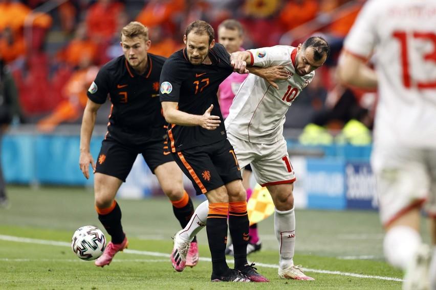 Holandia kończy grupę z kompletem punktów, Austria wygrała mecz o awans
