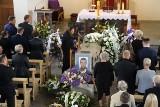 Pogrzeb Igora, który zmarł na komisariacie