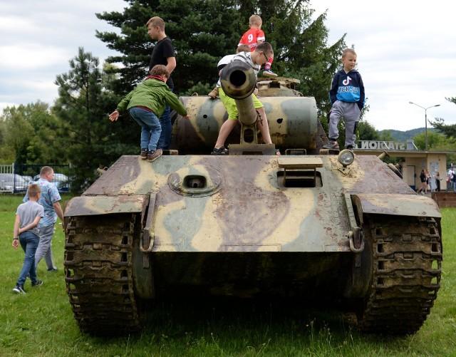 Co można było robić na pikniku militarnym w Wadowicach? Kliknij w galerię zdjęć i sprawdź