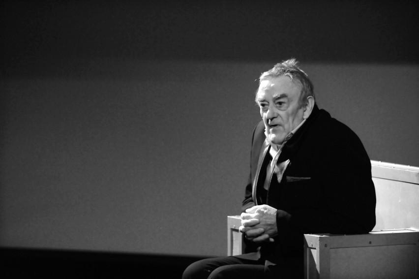 Ryszard Ronczewski w wieku 90 lat zmarł w sobotę rano (17.10. 2020 r.) w swoim domu, w Sopocie