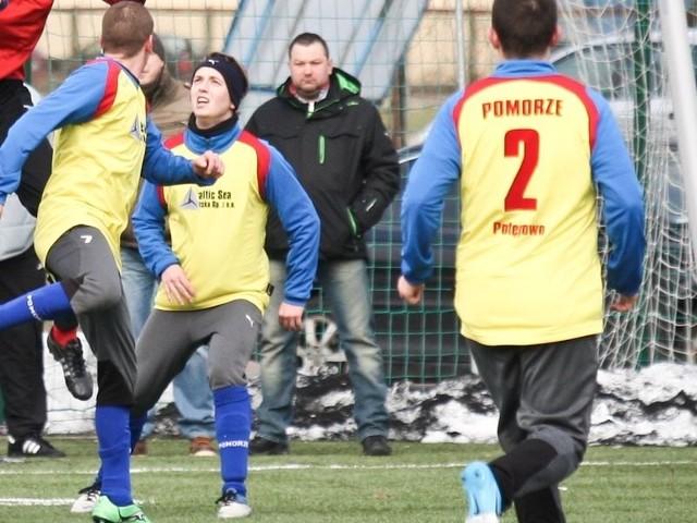 Pomorze Potęgowo wygrało mecz w Pucharze Polski.