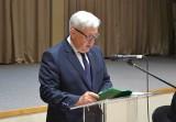 Burmistrz Rudnika Waldemar Grochowski z wotum zaufania i absolutorium od radnych
