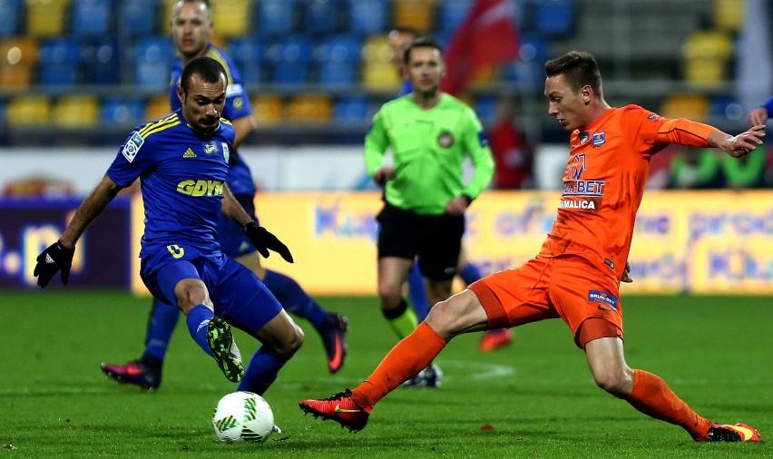 Marcus da Silva, piłkarz Arki Gdynia: Nie możemy popełniać prostych błędów