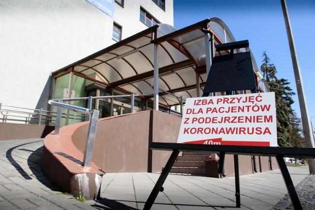 Trudna sytuacja w szpitalach w regionie. Brakuje miejsc dla pacjentów z koronawirusem