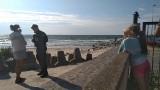 Dramat na plaży w Darłowie. Akcja poszukiwawcza w Darłowie nie przyniosła rezultatu [NOWE FAKTY, ZDJĘCIA, WIDEO]