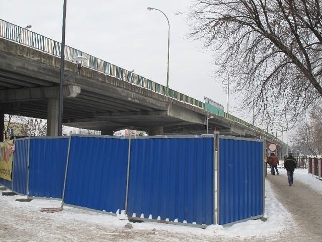 W poniedziałek rusza remont mieleckiego wiaduktu.