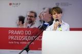 Nasz sukces zawdzięczamy przedsiębiorcom mówiła minister Emilewicz