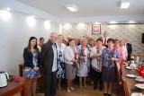 Złote Gody w gminie Tarłów. Medale otrzymały aż 22 pary małżeńskie (ZDJĘCIA, LISTA)
