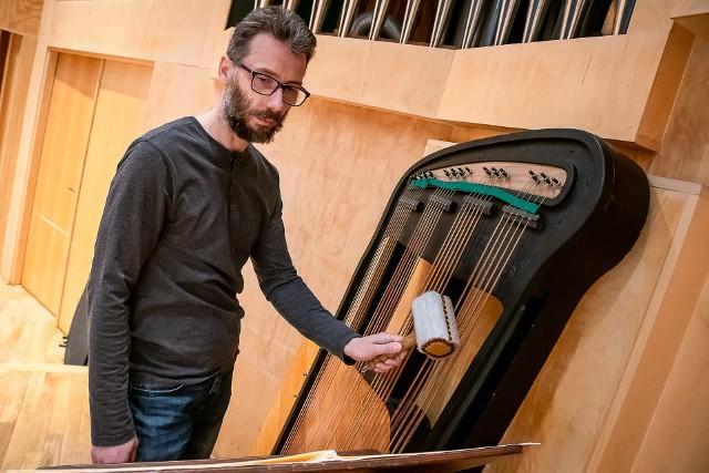 W Filharmonii Opolskiej podczas koncertu Wielki Post - Wielka muzyka będzie można usłyszeć dzwony wagnerowskie.