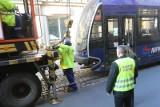 Wykolejenie tramwaju na pl. Bema. Wyznaczono objazdy