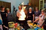 Jerzy Nogal uczył gotować gospodynie wiejskie z gminy Inowrocław [zdjęcia, wideo]