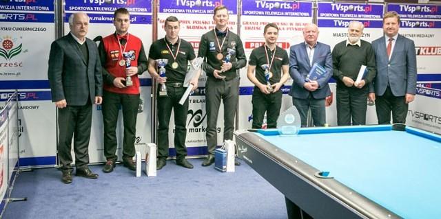 Konrad Piekarski zdobył srebro w Grand Prix Polski w ramach Bilardowych Igrzysk Kętrzyn 2017