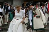 Anna Guzik wyszła za mąż! TYLKO U NAS zdjęcia z góralskiej uroczystości! [ZDJĘCIA]