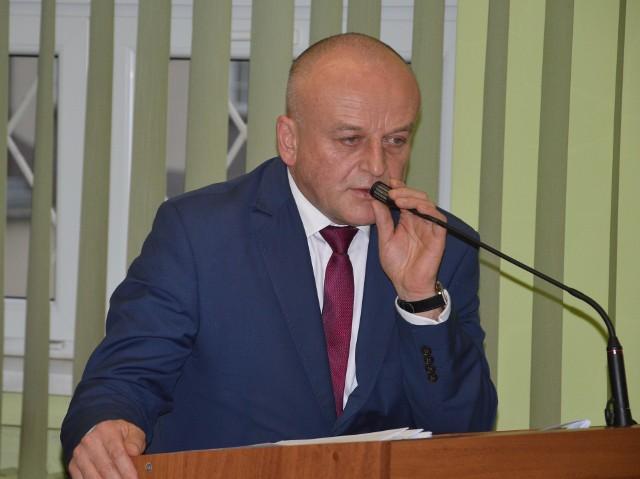 Starosta Grzegorz Pióro