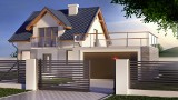 METAL FENS – otocz swój dom solidnym ogrodzeniem