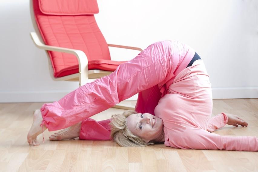 Każdy rodzaj aktywności fizycznej pomaga rozładować stres i...