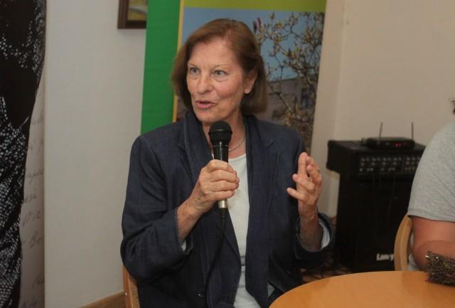 Gościem Festiwalu będzie Rita Gombrowicz, wdowa po pisarzu.