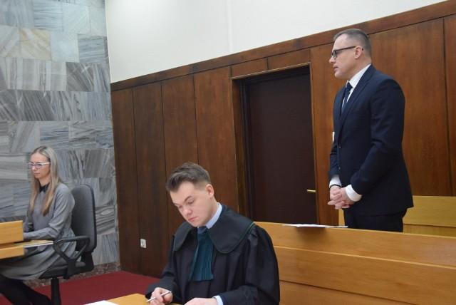 Proces prezydenta Sieradza. Wyrok ma być ogłoszony 5 marca