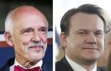 """Dominik Tarczyński kontra Janusz Korwin-Mikke. """"Wypłacę szaleńcowi sprawiedliwość zgodnie z kodeksem honorowym"""""""