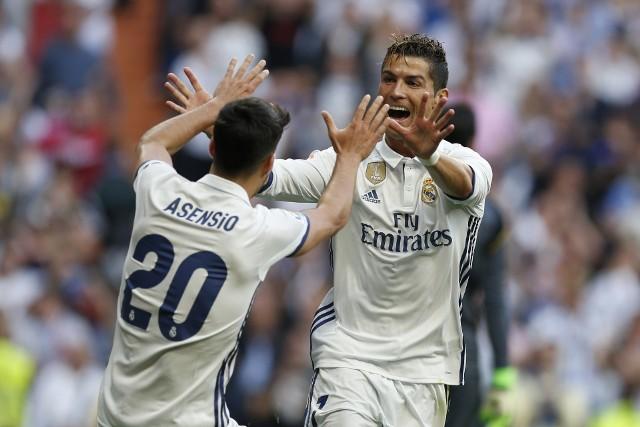 Cristiano Ronaldo w starciu z Sevillą zdobył dwie bramki