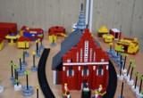 Nowa odsłona kościoła świętego Władysława w Szydłowie. Uczniowie podstawówek zrobili go z klocków Lego (ZDJĘCIA)
