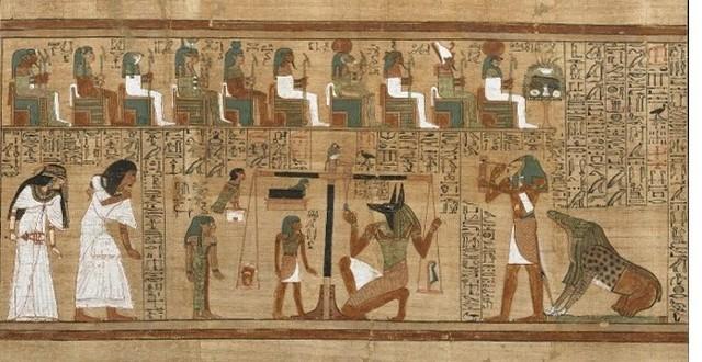 Papirus Aniego zobaczymy w sobotę i w niedzielę w Muzeum Archeologicznym
