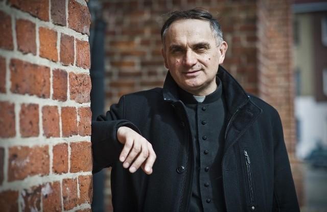 Biskup Krzysztof Włodarczyk