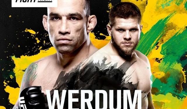 UFC 121: Tybura - Werdum WALKA ONLINE. Gdzie oglądać stream na żywo za darmo