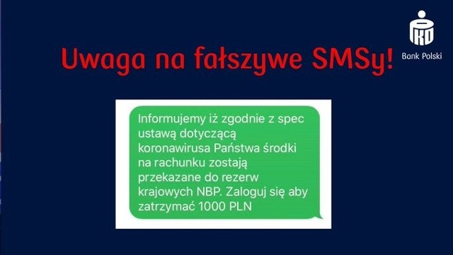 Epidemia koronawirusa sprzyja powstaniu teorii spiskowych oraz fake newsów. Czyhają na nas także internetowi oszuści, którzy  próbują wyłudzić nasze oszczędności. Bardzo szybko zaczęły się pojawiać fałszywe smsy wskazujące, że w obliczu walki z koronawirusem nasze oszczędności w bankach zostaną przekazane do rezerw krajowych Narodowego Banku Polskiego. Oszuści próbują nakłonić nas do kliknięcia w link, by przejąć nasze oszczędności. Sztuczek przestępców jest znacznie więcej.Jak rozpoznać, że mamy do czynienia z oszustwem na koronawirusa? Przejdź dalej --->