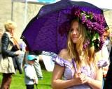 Zapach bzów, barwny korowód. W Siedlisku wielkie święto! (zdjęcia)