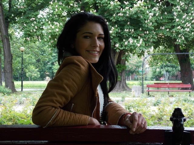 Anita ma 23 lata. Jest... importowaną gorzowianką. Wcześniej mieszkała w dużo większym Szczecinie. Ale cztery lata temu wybrała do życia Gorzów i nie żałuje.