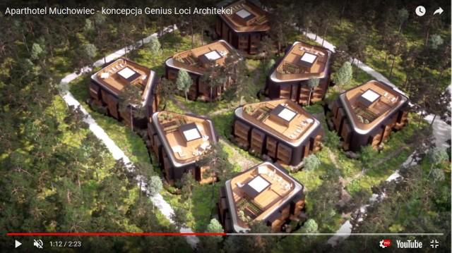 Koncepcja pracowni Genius Loci Architekci