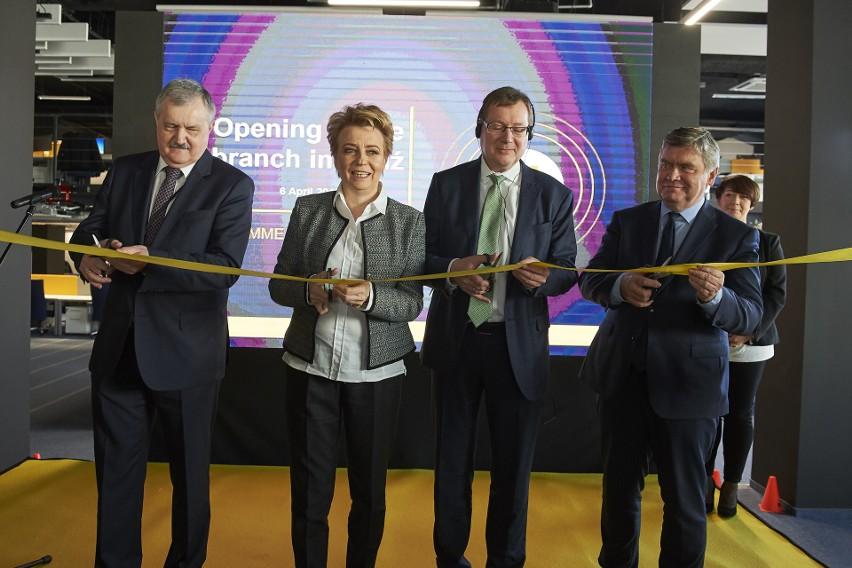 Commerz Systems otworzył oddział w Łodzi