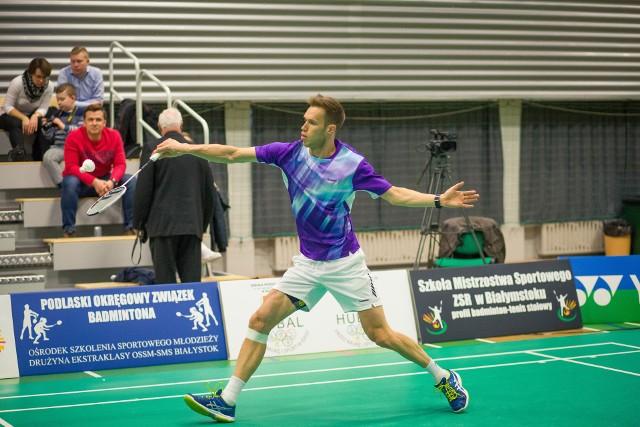 W badmintonie Hubal Białystok ma dwóch reprezentantów