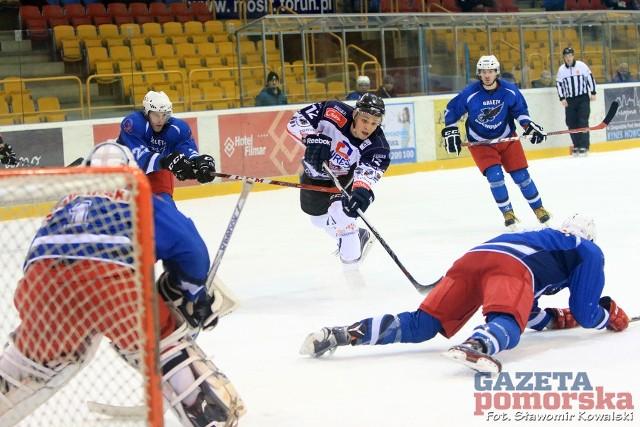 Nesta Mires Toruń - SMS PZHL U20 6:5