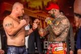 Najciekawsze knock-outy gali Genesis na gołe pięści. Były czempion UFC Josh Barnett pokonał Marcina Różalskiego [WIDEO]