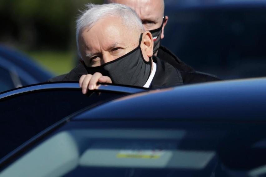 """Prezes PiS mówi, że Polski Ład to """"naprawdę wielki,..."""
