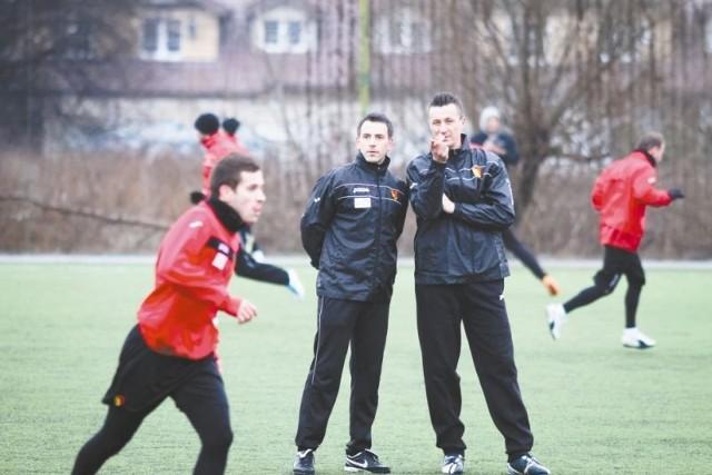 Sztab szkoleniowy białostockiego klubu będzie w najbliższych dniach wypatrywał kandydatów do gry w Jadze