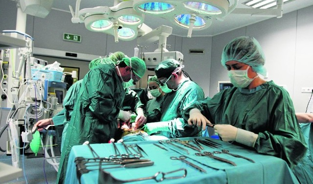 W ubiegłym roku na terenie Dolnego Śląska dokonano 53 pobrania narządów