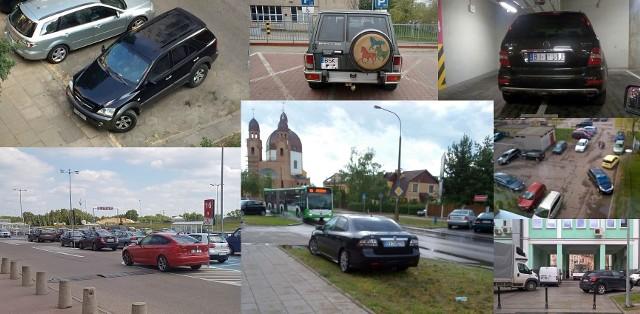 Białostoczanie (i nie tylko) ciągle nagminnie źle parkują. Dostajemy kolejne zdjęcia z takimi przykładami. Ci kierowcy z pewnością zasłużyli na miejsce w naszym serwisie Parkowanie na chama.