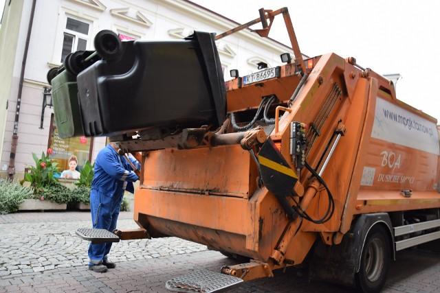 Tarnowianie od lipca będą płacić 22 zł od osoby za śmieci segregowane