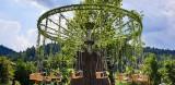 Wielkie otwarcie Szyszka Parku w Szczyrku dzisiaj. Jest tam mini golf, park linowy czy specjalna karuzela w formie drzewa
