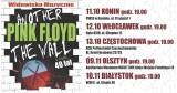 Another Pink Floyd w Białymstoku. Koncert 40 lat The Wall Pink Floyd