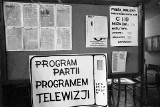 40. rocznica najdłuższego w Europie studenckiego strajku okupacyjnego, do którego doszło w Łodzi ZDJĘCIA