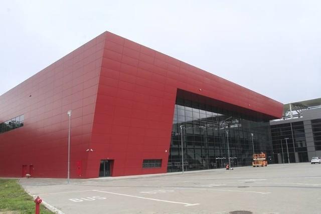Tak prezentuje się Sport Arena w Łodzi, gdzie mają grać kadry
