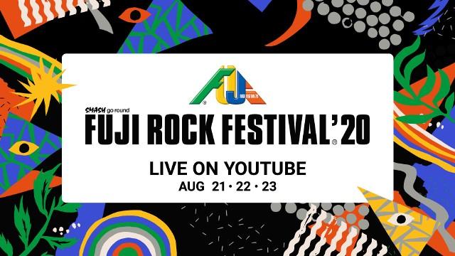 YouTube zaprasza na live z archiwalnymi koncertami Beastie Boys, Coldplay, Foo Fighters, Ed Sheeran w ramach Fuji Rock Festival 21-23.08