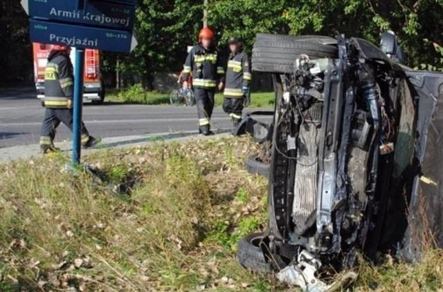 Do wypadku doszło we wrześniu 2018 roku.