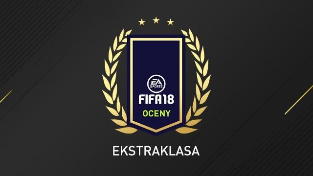 Polska premiera gry FIFA 18 już w najbliższy piątek. Jesteście ciekawi, jak pozmieniały się noty zawodników występujących w rodzimej Ekstraklasie? Przed wami TOP 10 najlepszych piłkarzy z Ekstraklasy według ich ocen w grze FIFA 18!