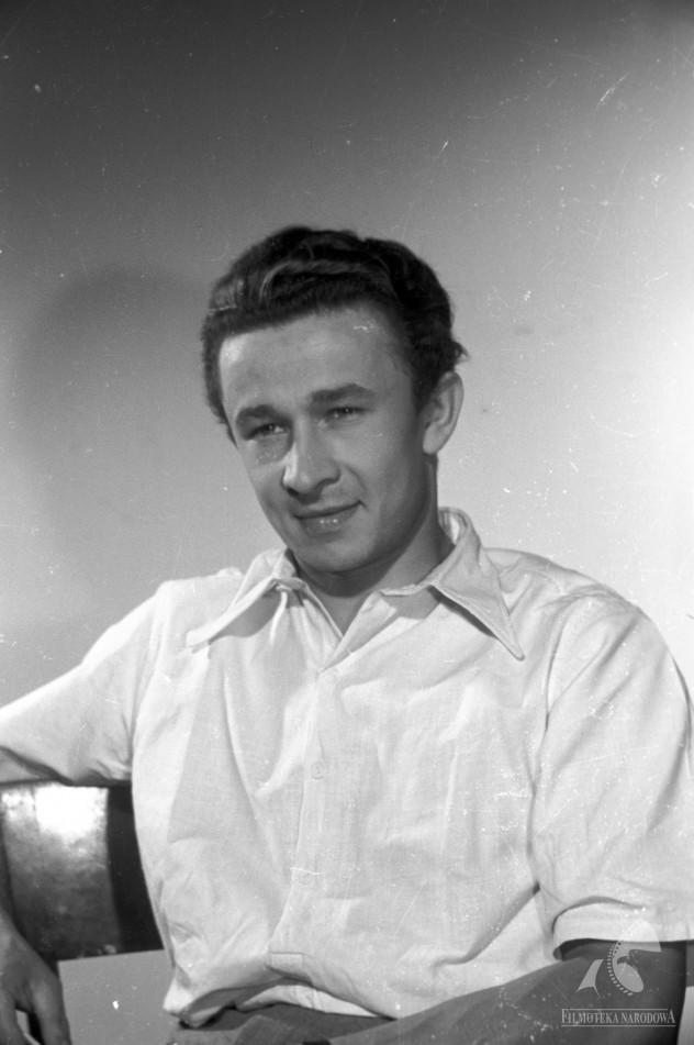Józef Zbirów szkołę aktorską skończył w Krakowie, ale potem związał się z Łodzi